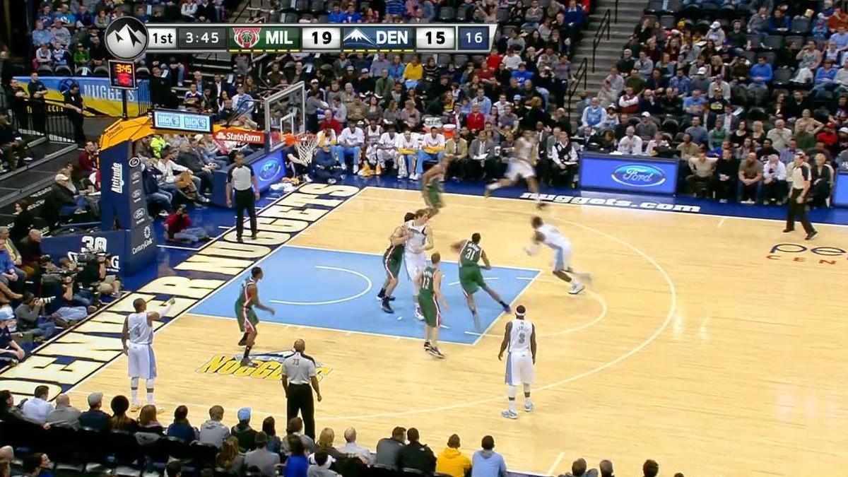 Basket - NBA : Le Top 10 du 5 février (vidéo)
