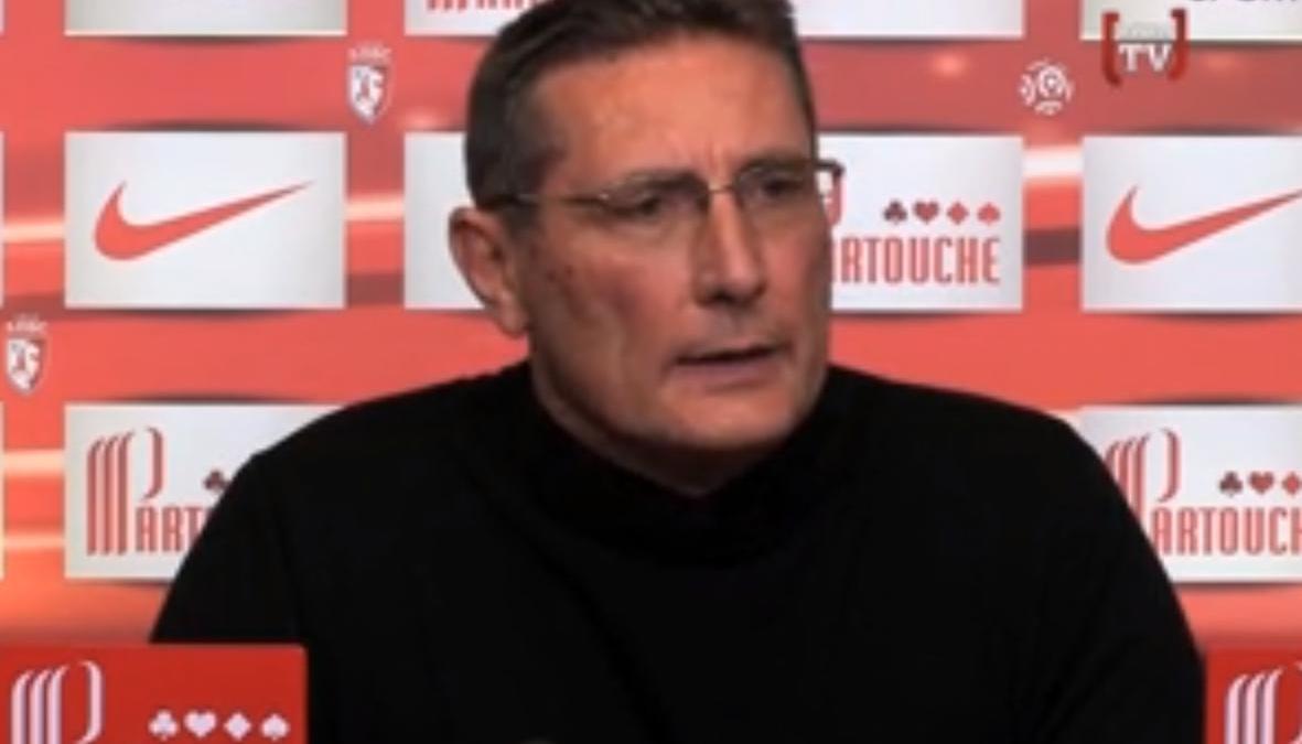 LOSC - Dossier Corchia : Les explications de Frédéric Paquet (vidéo)