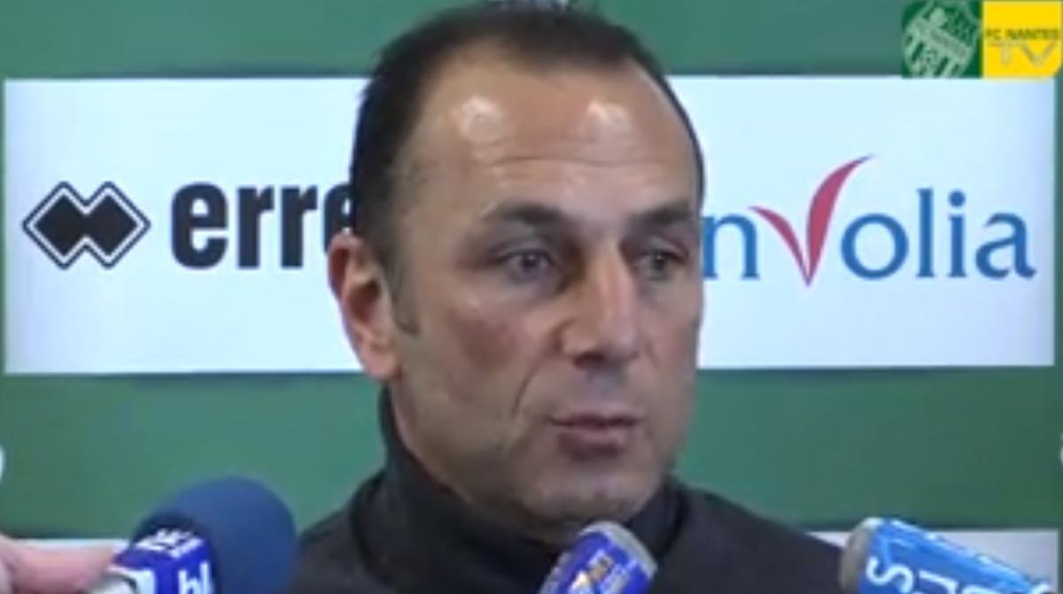 FC Nantes - Der Zakarian : « Tout le monde nous avait mis le pied sur la tête… » (vidéo)