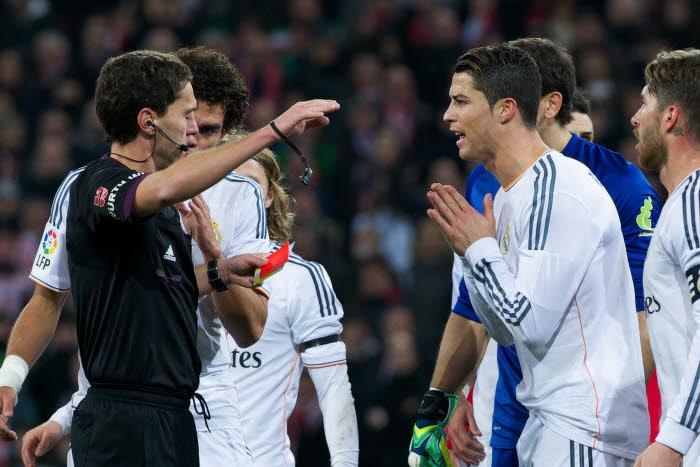 Quand Ancelotti ironise sur la sanction de Cristiano Ronaldo…