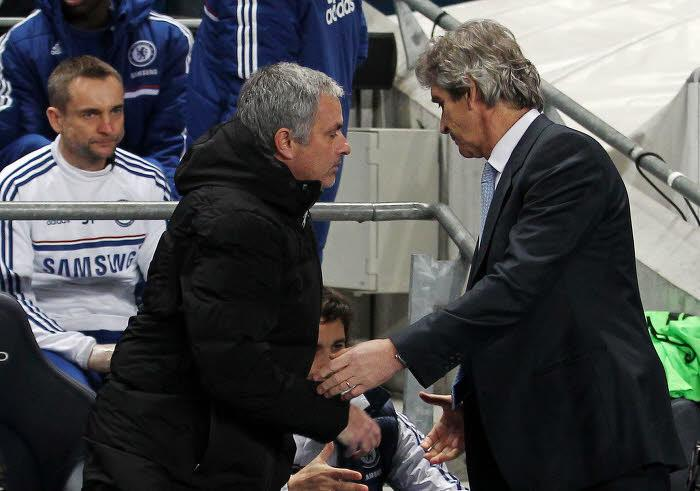 Manchester City/Chelsea : La nouvelle pique de Pellegrini à Mourinho…