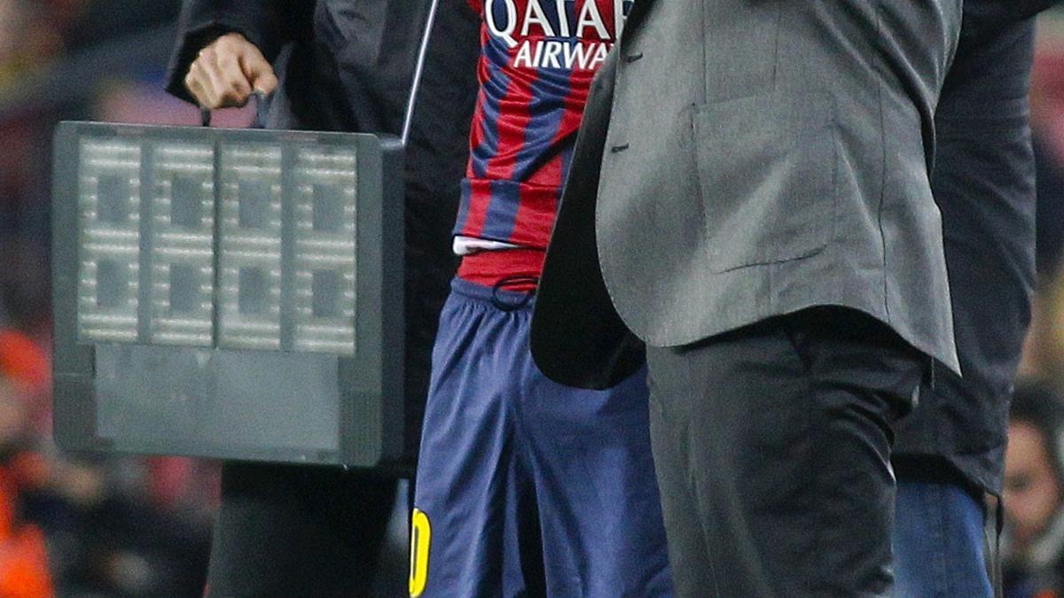 Lionel Messi & Gerardo Martino, FC Barcelone