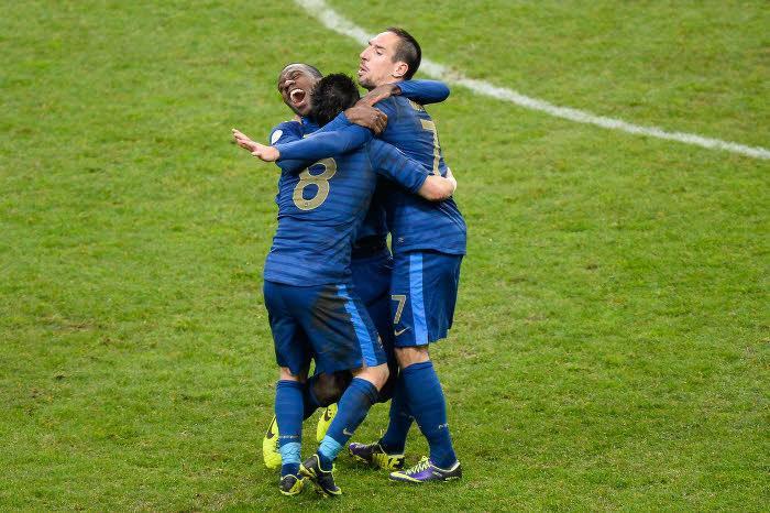 Matuidi, équipe de France