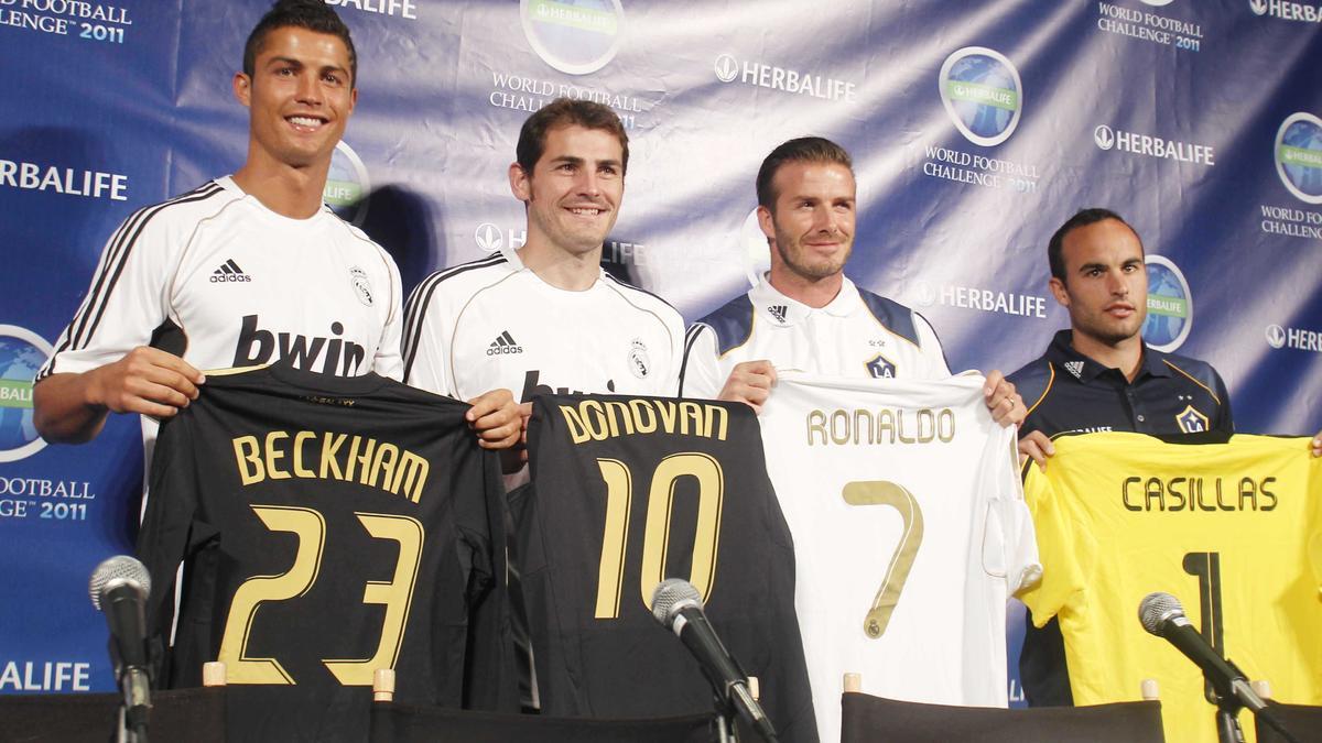 Beckham veut attirer Cristiano Ronaldo à Miami !