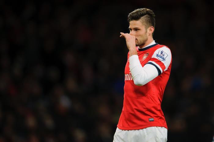 Arsenal : Vers une sanction pour Olivier Giroud ?