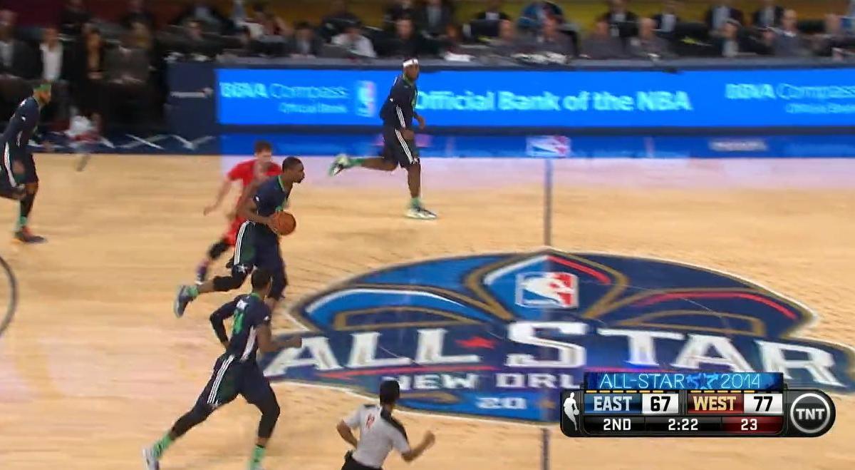 Basket - NBA : Le résumé du All-Star Game (vidéo)