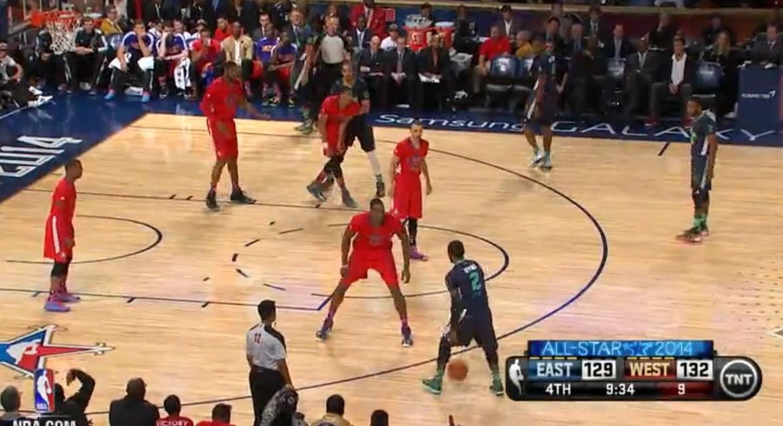 Basket - NBA : Le Top 10 du All-Star Game (vidéo)