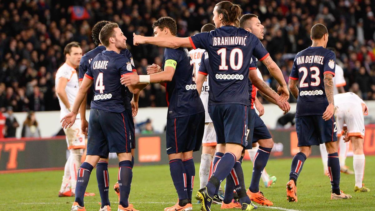 Cabaye - Ibrahimovic