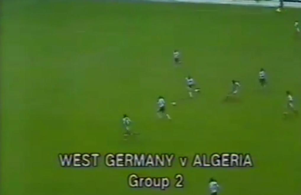 Coupe du Monde 1982 : Quand l'Algérie battait l'Allemagne (vidéo)