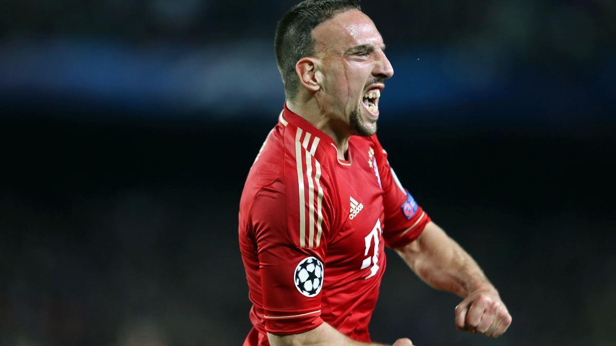 Franck Ribéry - Ligue des Champions