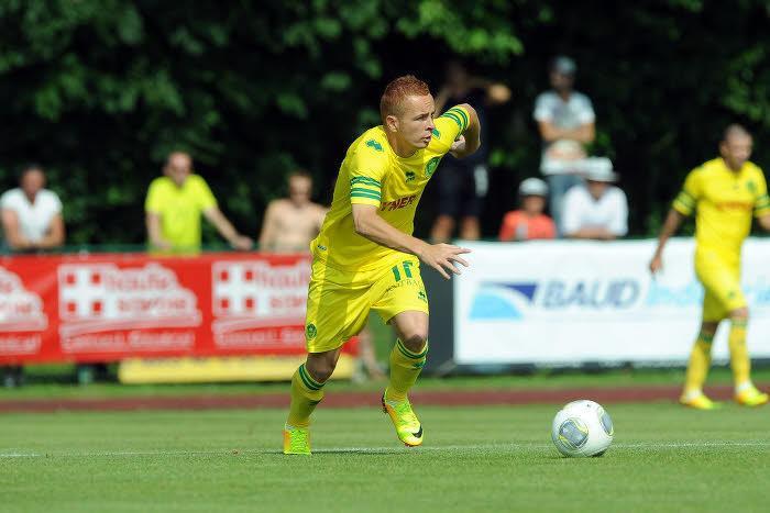 Adrien Trebel, FC Nantes