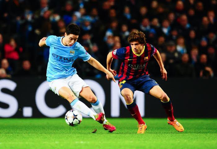 Entre Barcelone et le Bayern Munich, Nasri a fait son choix