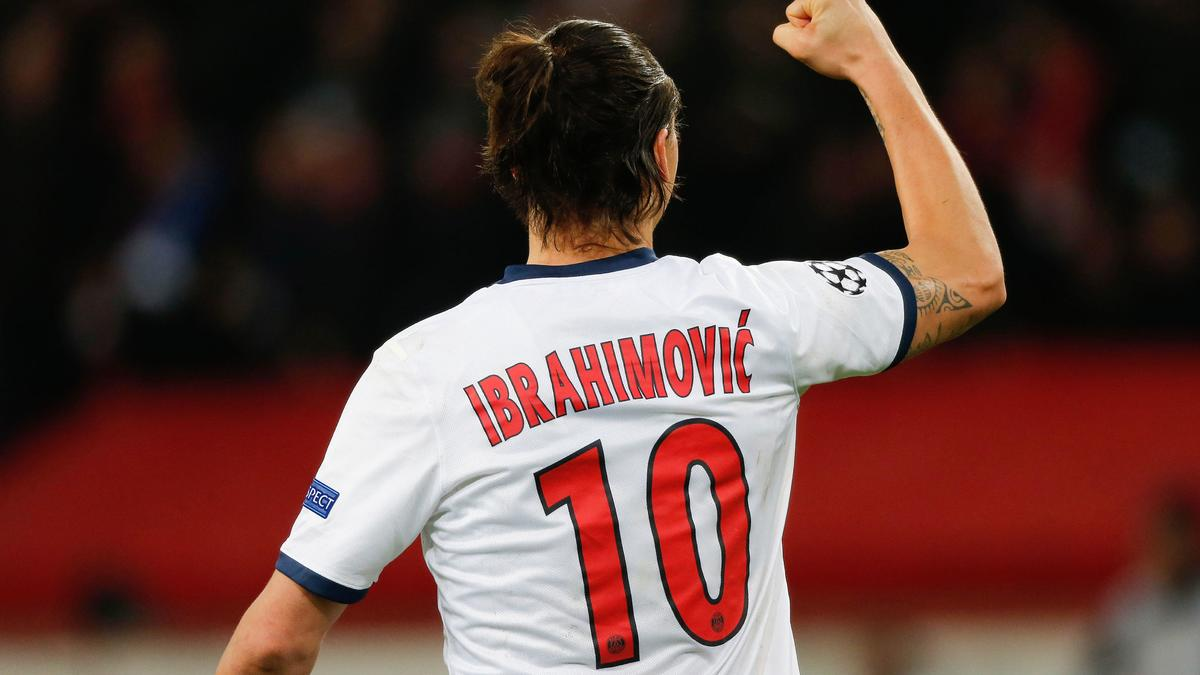 PSG : Quand Ibrahimovic dépasse une légende du club !