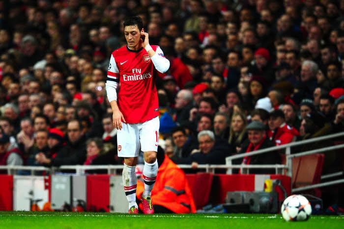 Mesüt Özil, Arsenal