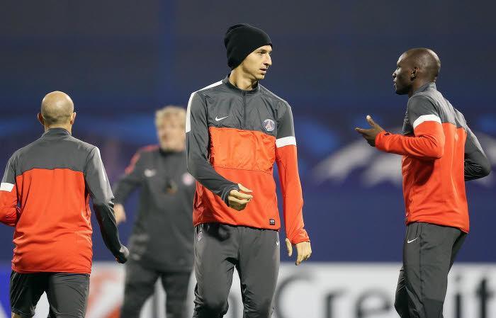 PSG : Quand Camara évoque sa partie de chasse avec Ibrahimovic