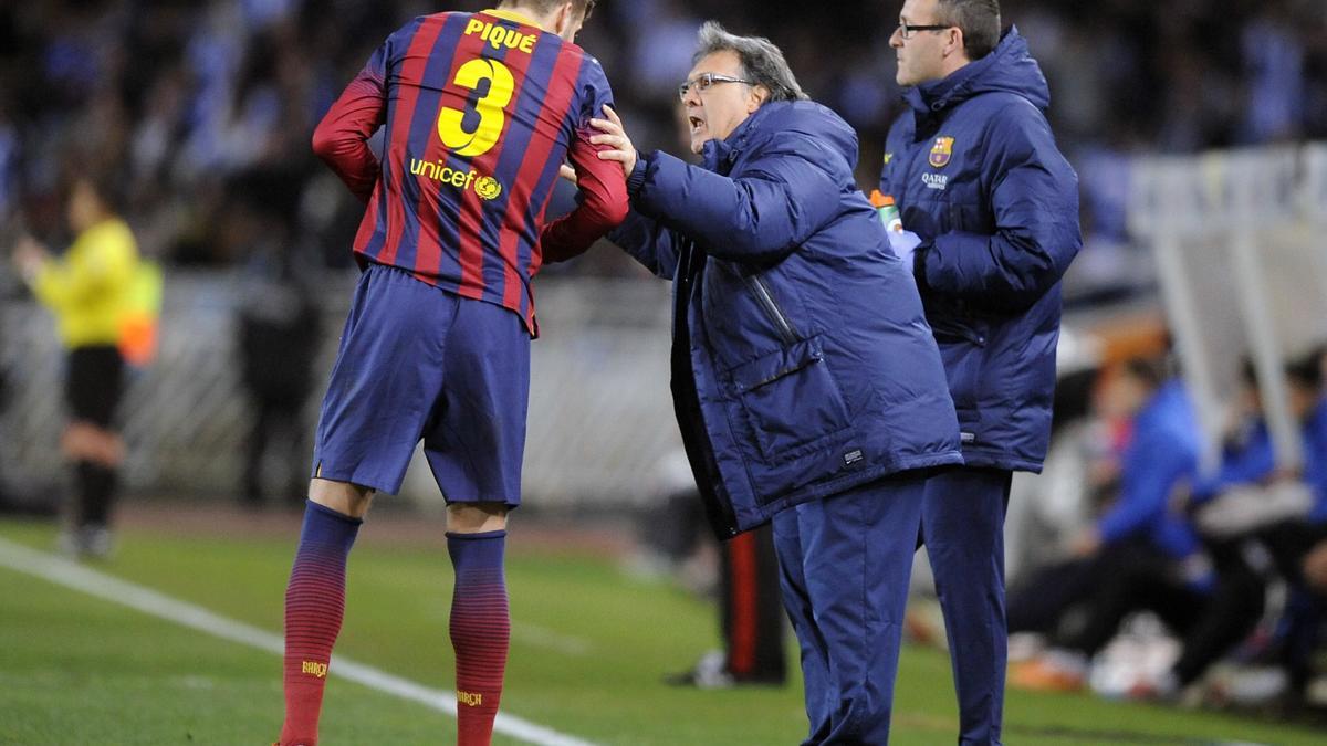 Barcelone : La short-list du Barça pour remplacer Martino
