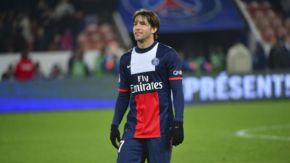 Maxwell, PSG