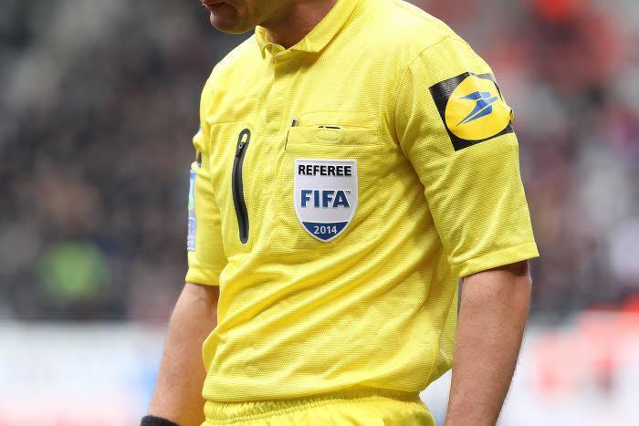 Arbitre Ligue 1