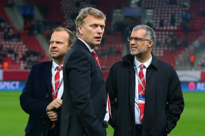David Moyes, Manchester United