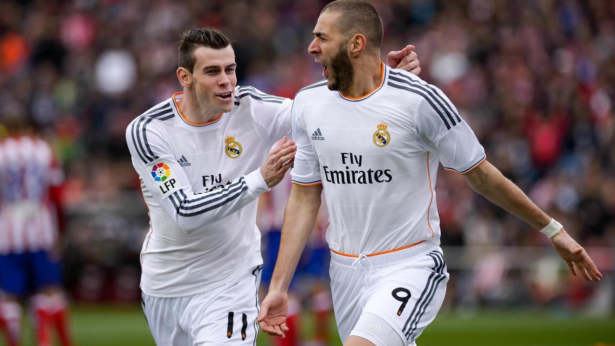 Gareth Bale & Karim Benzema, Real Madrid