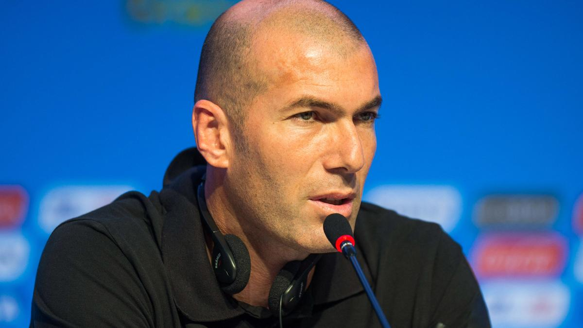 Real Madrid : Patrick Vieira lâche un indice sur l'avenir de Zidane !