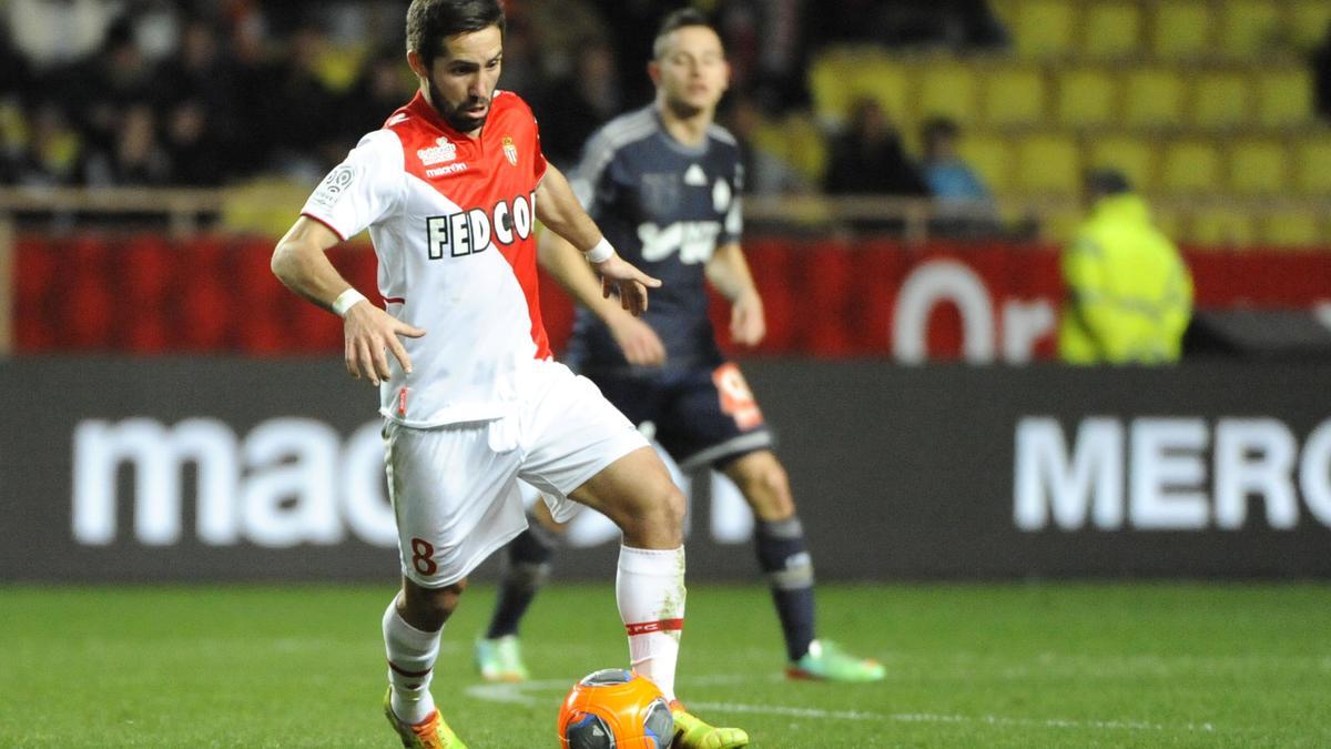 Joao Moutinho, AS Monaco