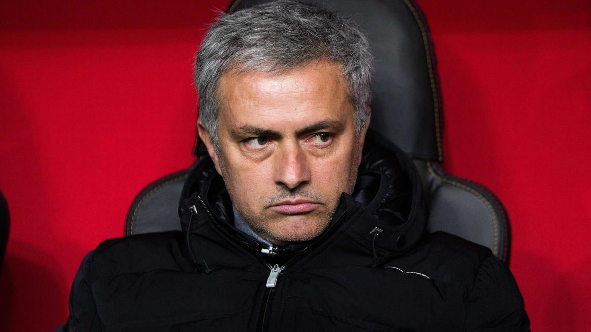 Mourinho : «Félicitations aux arbitres, ils ont été fantastiques !»