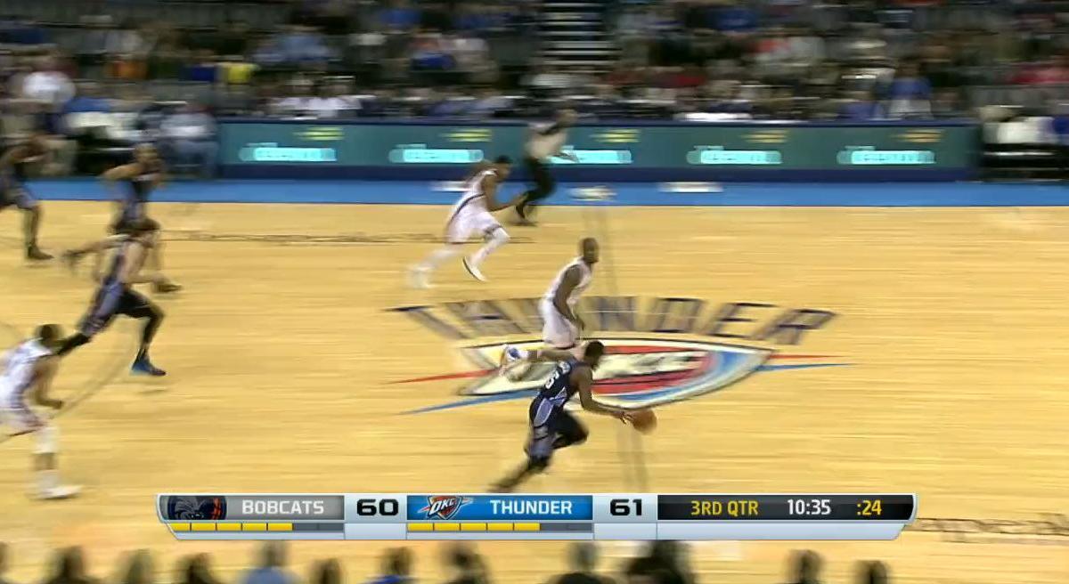 Basket - NBA : Le Top 10 de dimanche (vidéo)