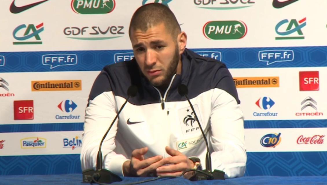 Equipe de France : Ancelotti, Zidane, le Real... Les confidences de Benzema (vidéo)