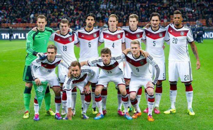 Coupe du monde 2014 coupe du monde br sil 2014 les 30 allemands de joachim l w - Coupe du monde france allemagne 1982 ...
