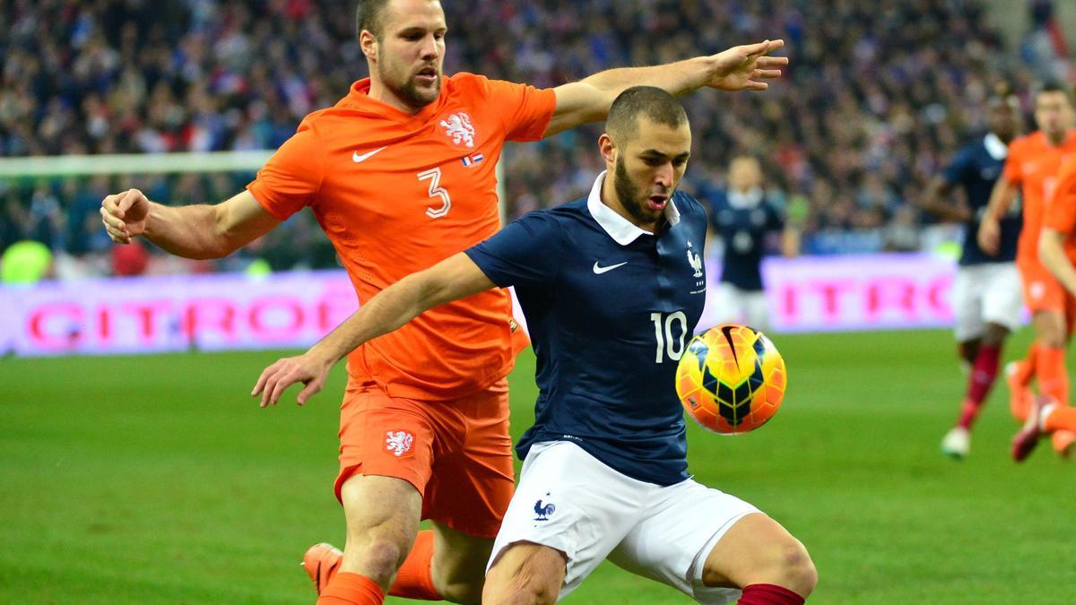 France - Pays-Bas