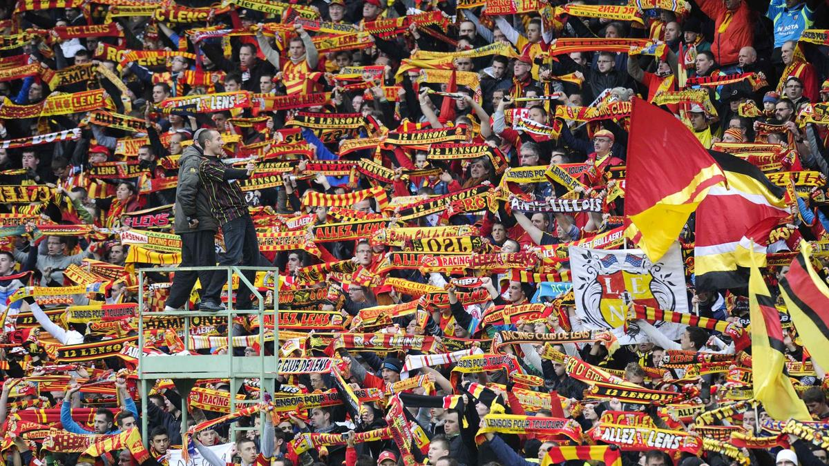 Supporters RC Lens