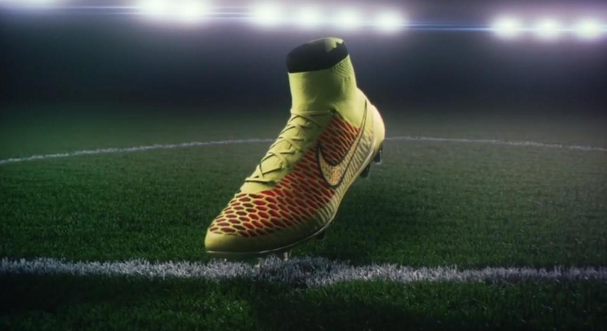 Nike dévoile les crampons du futur ! (vidéo)