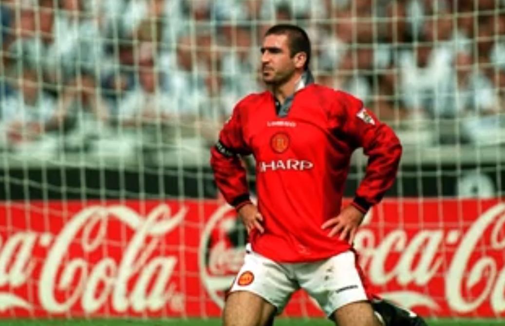 Manchester United : Le plus beau but d'Éric Cantona (vidéo)