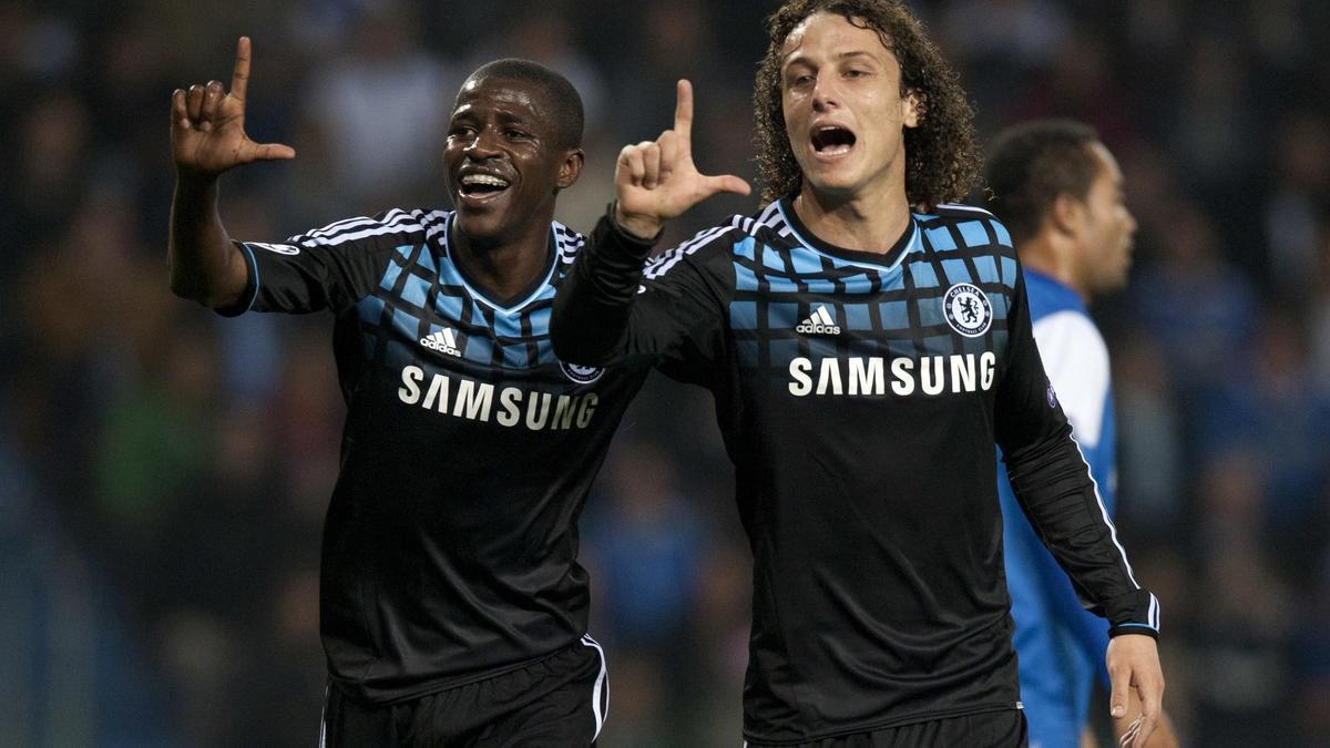 Ramires & David Luiz, Chelsea