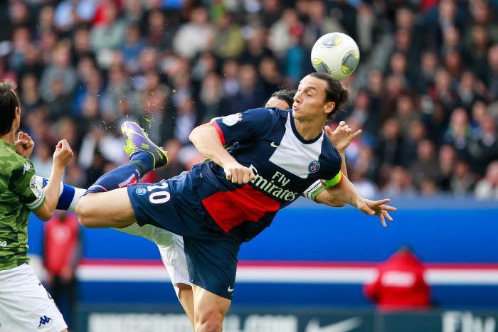 SC Bastia/PSG : «Peur sur un terrain ? Ce n'est pas avec Ibrahimovic que ça va commencer»