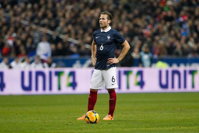 Yohan Cabaye, équipe de France