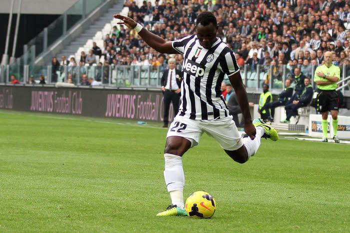 Asamoah, Juventus