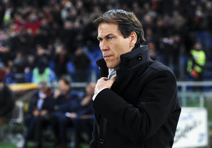 Rudi Garcia, AS Roma