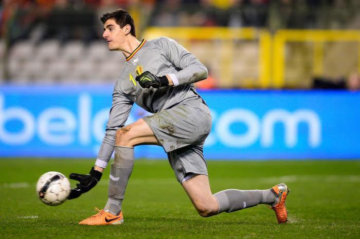 Thibaut Courtois, Atletico