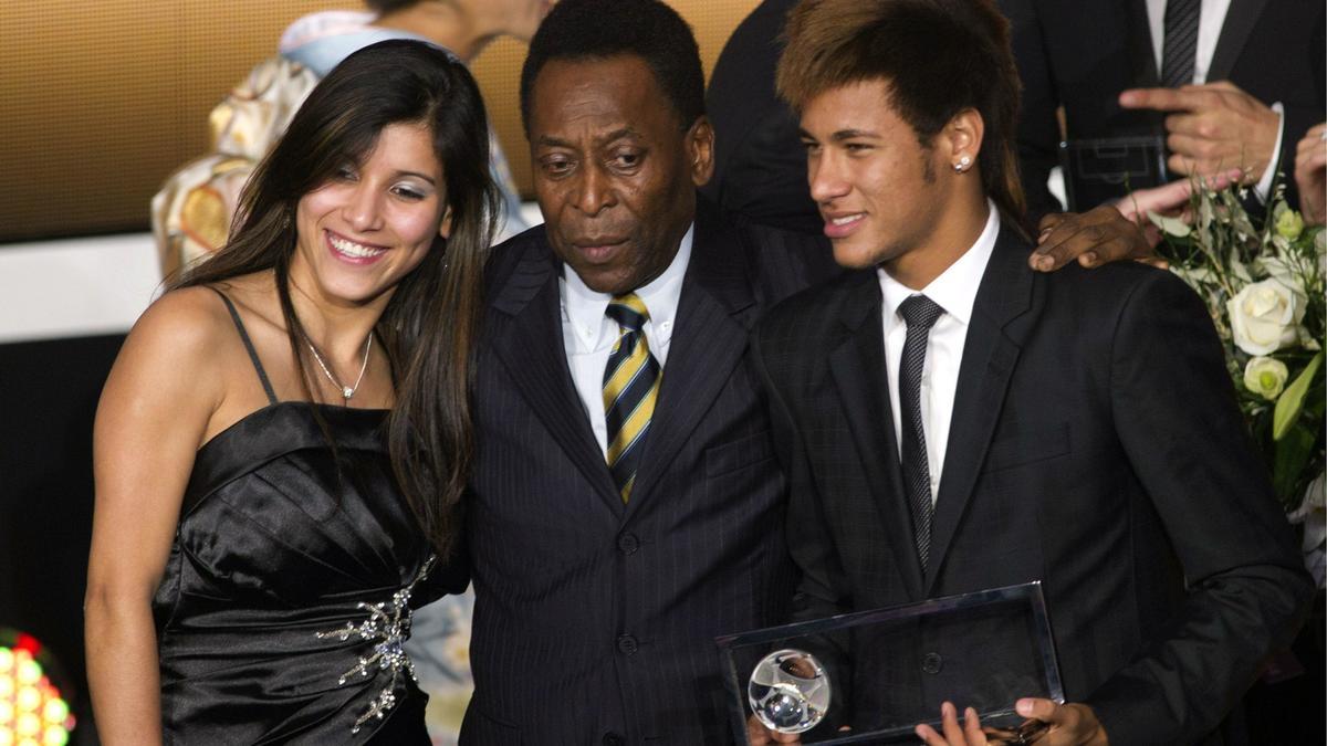 Pelé - Neymar