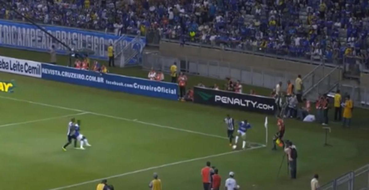 PSG : Le superbe dribble de Cearà au Brésil (vidéo)