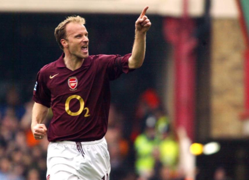 Arsenal : Le plus beau triplé de l'histoire (vidéo)