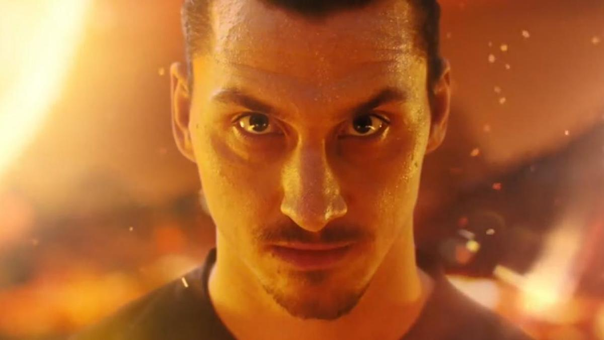 PSG : Un volcan, un fauve, la foudre…Zlatan Ibrahimovic n'a peur de rien (vidéo)