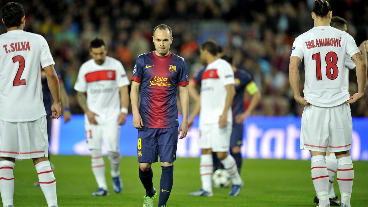 Barcelone : «L'émergence du PSG et de Manchester City a rendu les choses plus difficiles»