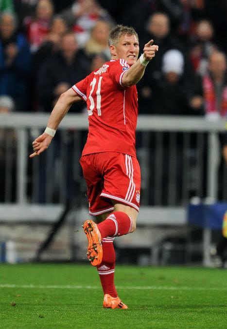 Bastian Schweinsteiger, Bayern Munich