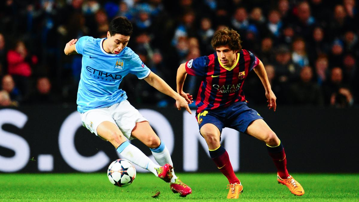 Manchester City - Barcelone