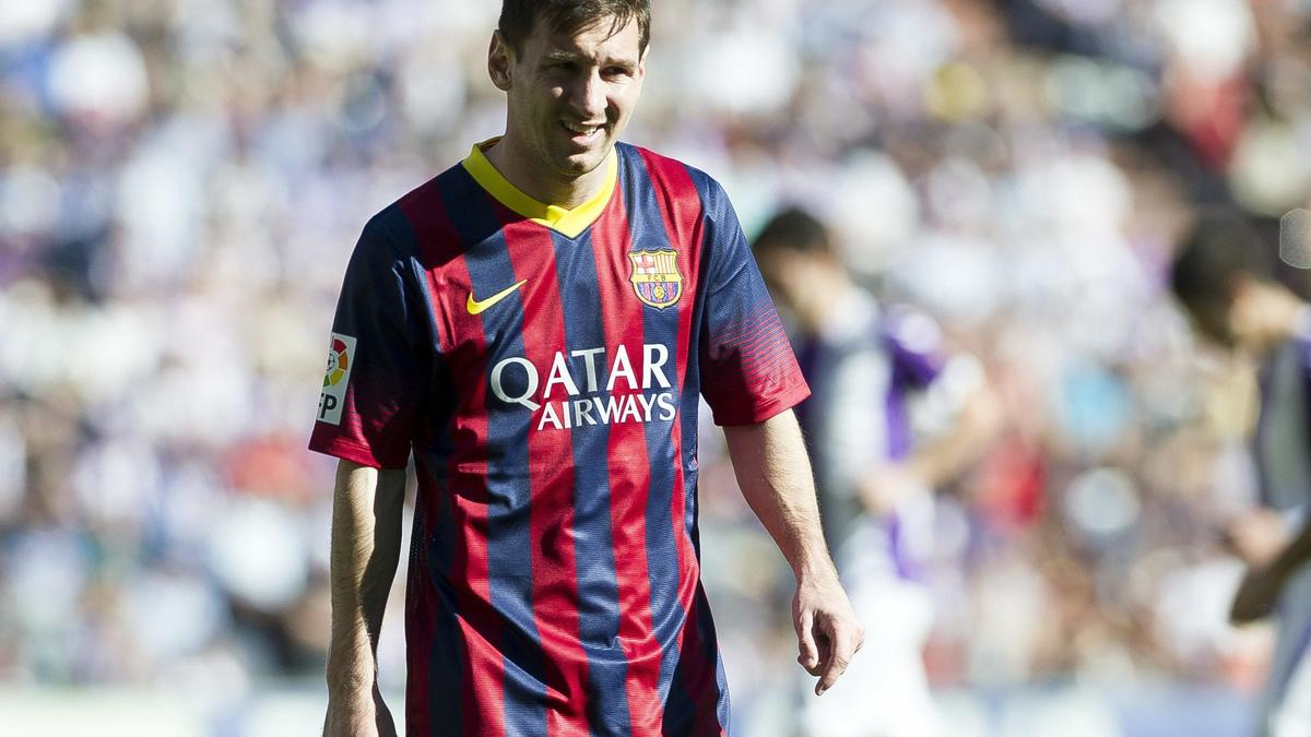 Lionel Messi, Barcelone