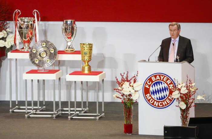 Karl Hopfner, Bayern Munich