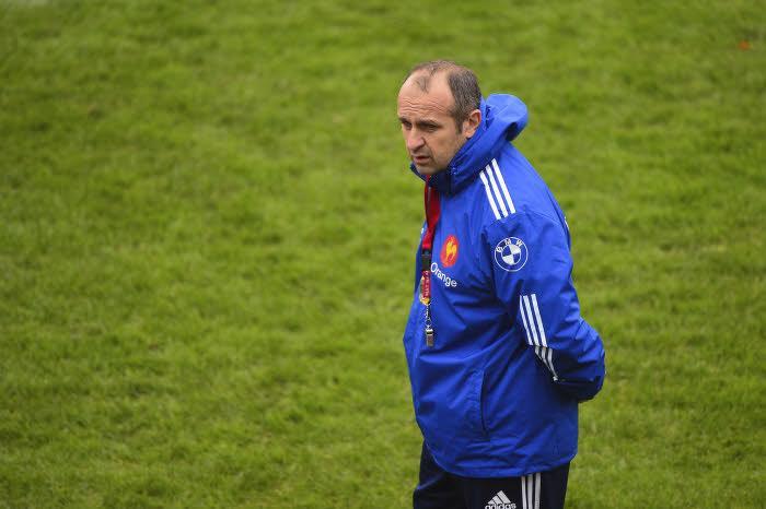 Philippe Saint-André, Équipe de France